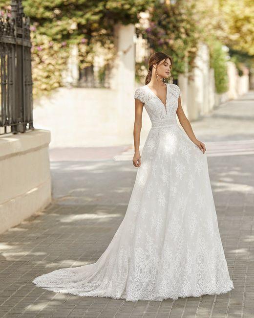 Vestido de noiva rendado: qual? 1