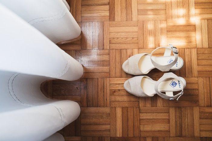 Uma cor para...os sapatos! 1