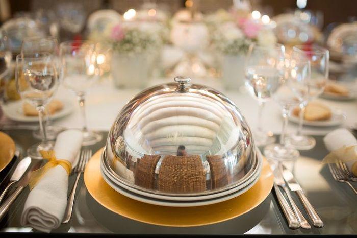 Que tipo de comida vão servir no casamento? 1