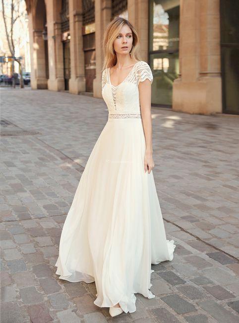 Casamentos ao ar livre: o vestido 3