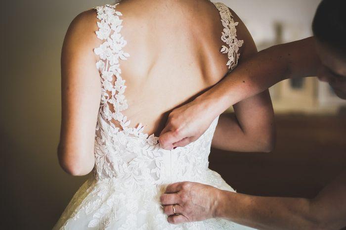 Os meus requisitos para... escolher o vestido! 1