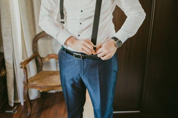 Que modelo vão escolher para a camisa do noivo? 1