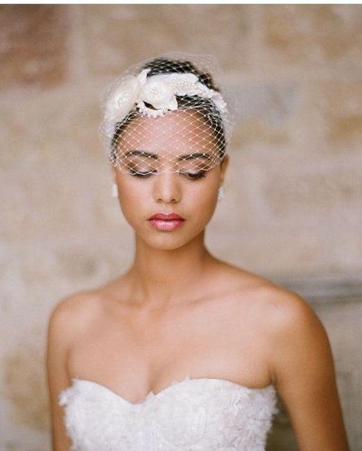 Outubro é Rosa: inspirações para noivas carecas 💗 2