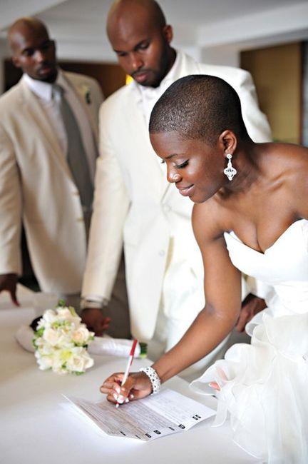 Outubro é Rosa: inspirações para noivas carecas 💗 8