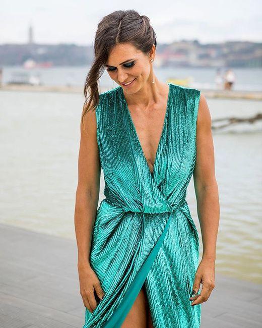 Looks de convidada inspirados na Cláudia Vieira (o noivo é que sabe) ✨ 5