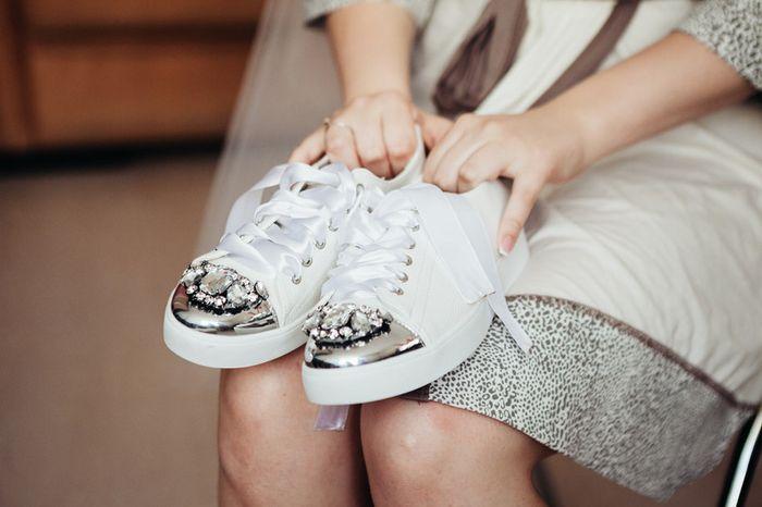 Com ou sem um segundo par de sapatos? 1