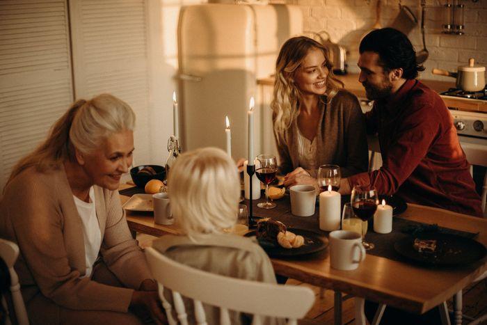 É o teu primeiro Natal como casad@ ou último como solteir@? 1
