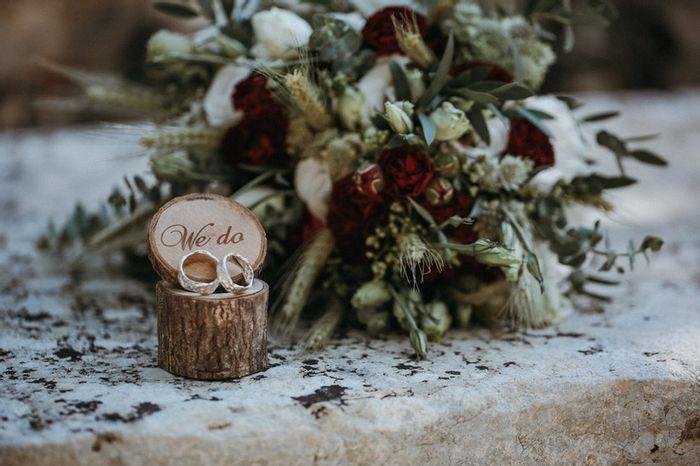 Dilemas sobre alianças de casamento 🤨💍 1