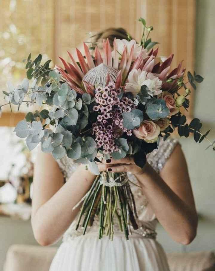 Protea - alguém vai ter no bouquet? - 1