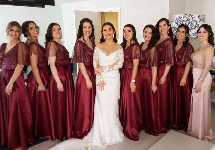 Casada(os) de Fresco: foi há 4 semanas :) - 27