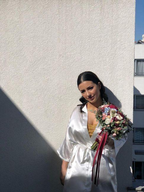 Casada(os) de Fresco: foi há 4 semanas :) 8