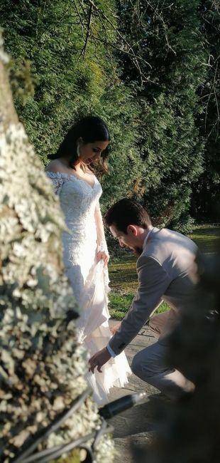 Casada(os) de Fresco: foi há 4 semanas :) - 15