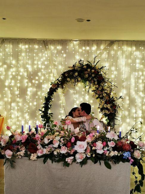 Casada(os) de Fresco: foi há 4 semanas :) 36