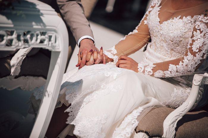 Unhas para o dia do casamento 👰🏻💅🏻 1