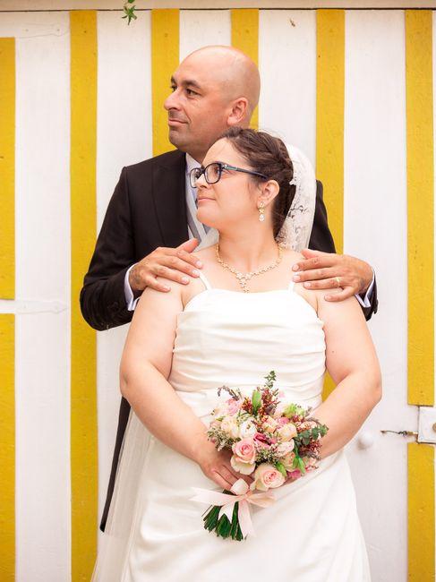 Já casámos há quase um mês! 6
