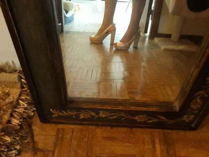 Opinião sapatos - 2