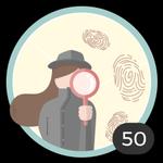 Nerd (50). Adora coscuvilhar todos os artigos e agarrar o máximo de ideias e conselhos. Já comentou 50 artigos: esta medalha foi ganha a braço de ferro!