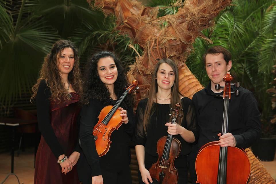 Quarteto Covers