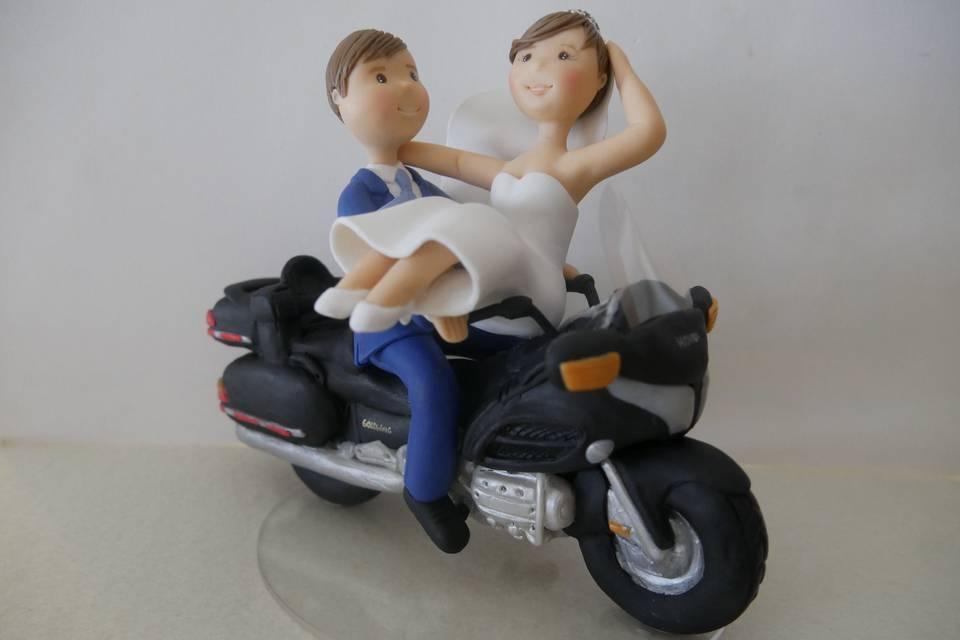 Love&Art - Topo de bolo