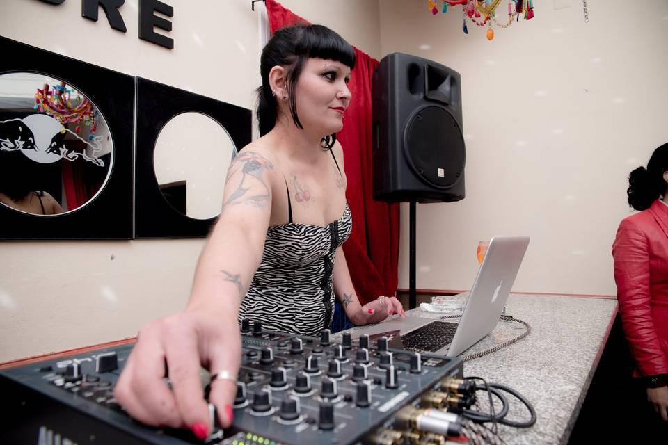 Katy Spikes - DJ Set