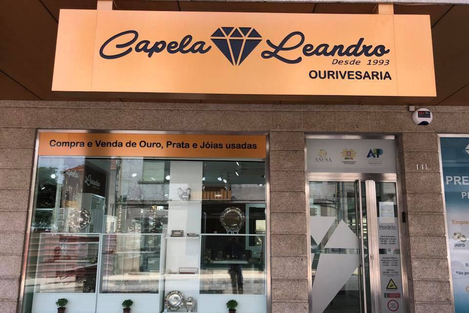 Ourivesaria Capela & Leandro