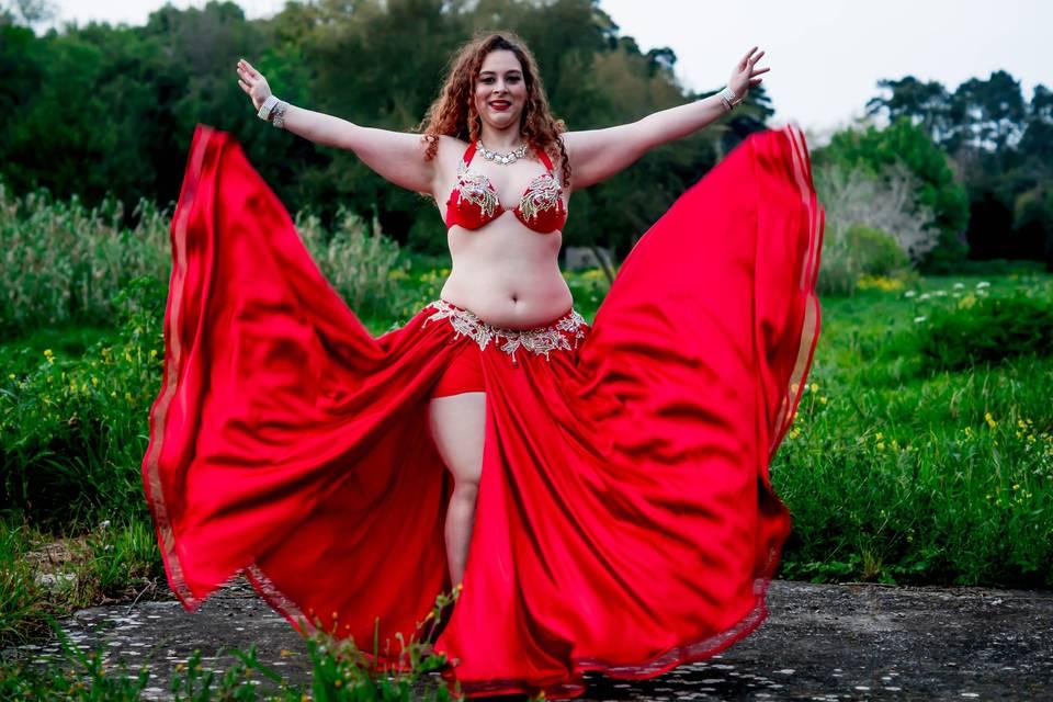 Delfina Belly Dancer - Oriental Dancer