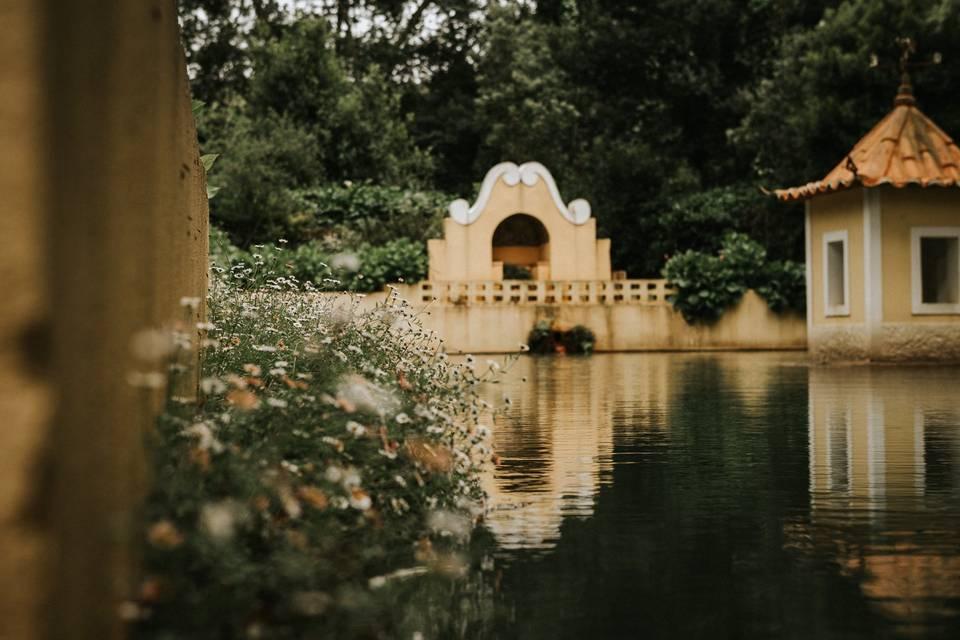 Quinta do Convento da Visitação - Páteo Velho