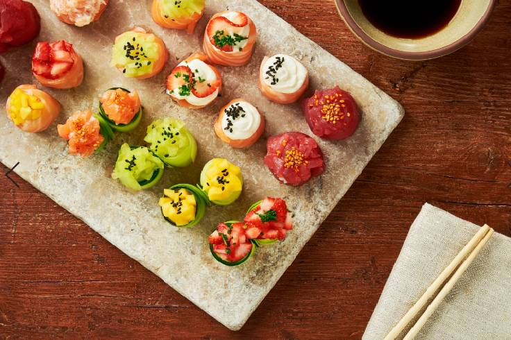 Sushi To Go - Catering & Events