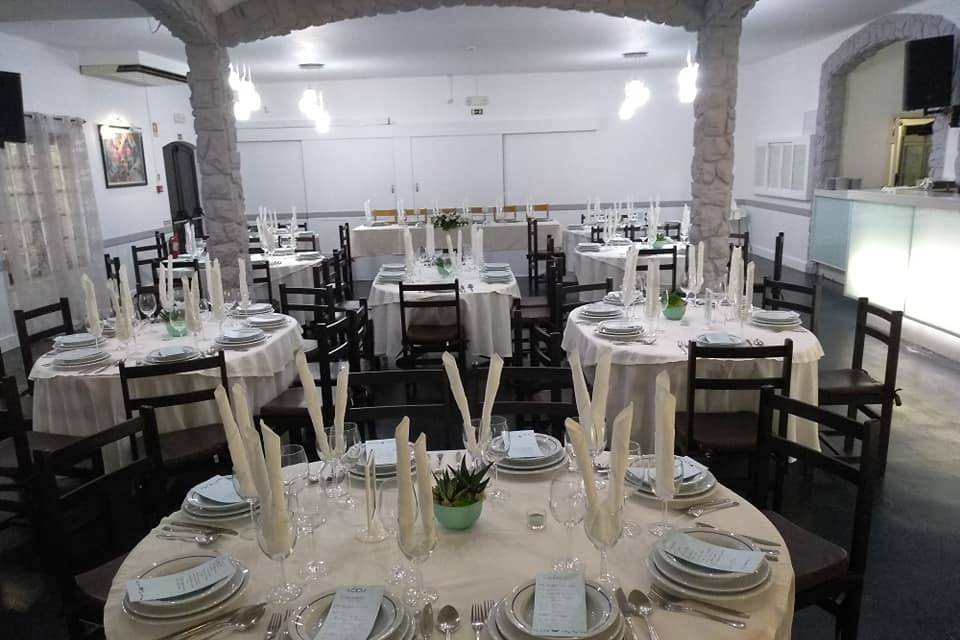 Restaurante Quinta do Parque Real