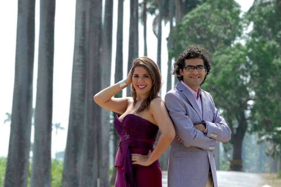 Sandra & Ricardo