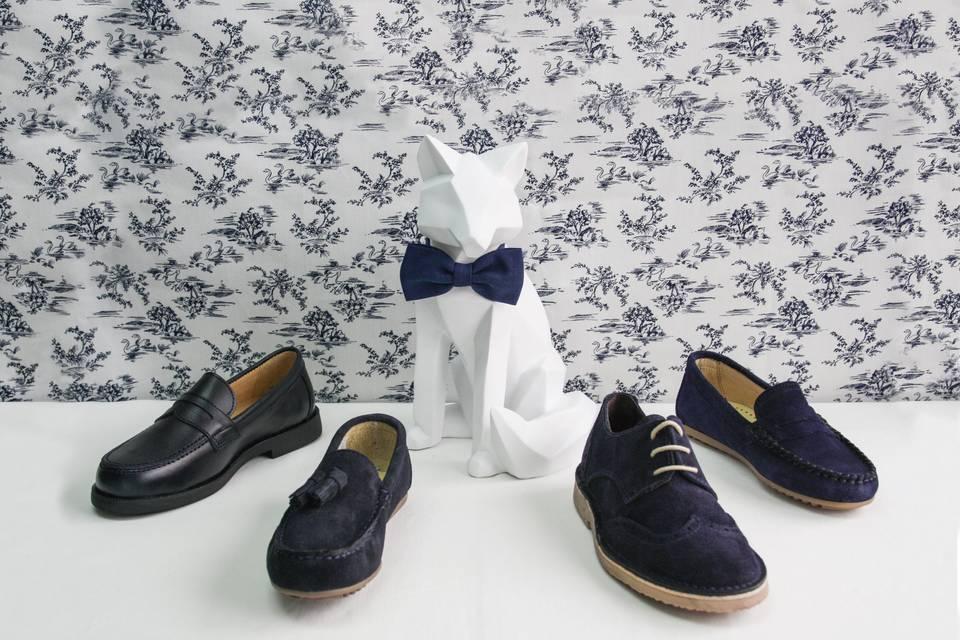 Sapatos menino cerimónia