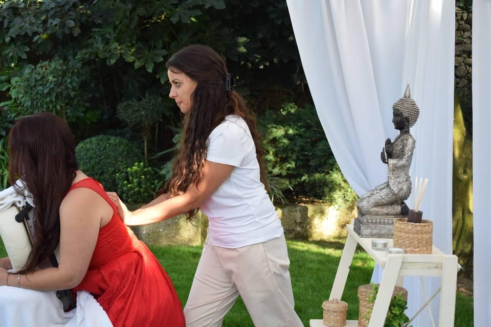 Sweet Wedding Massage
