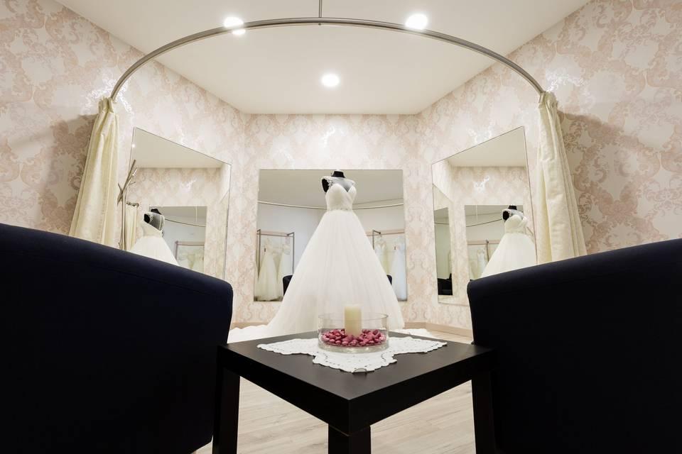 Provador de noiva