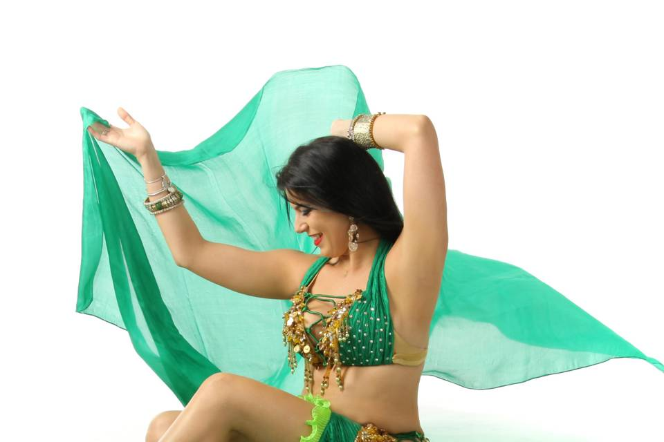 Ahlam Dança Oriental