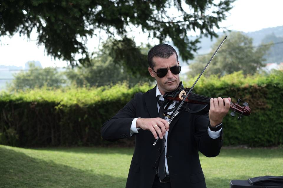 Hipolito Lopes - Violinista