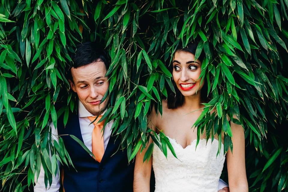 Adão e Eva - Wedding Photography