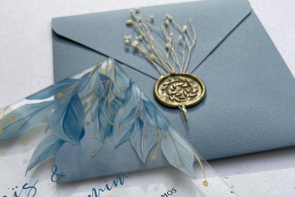 Envelope by Finepaper Creations