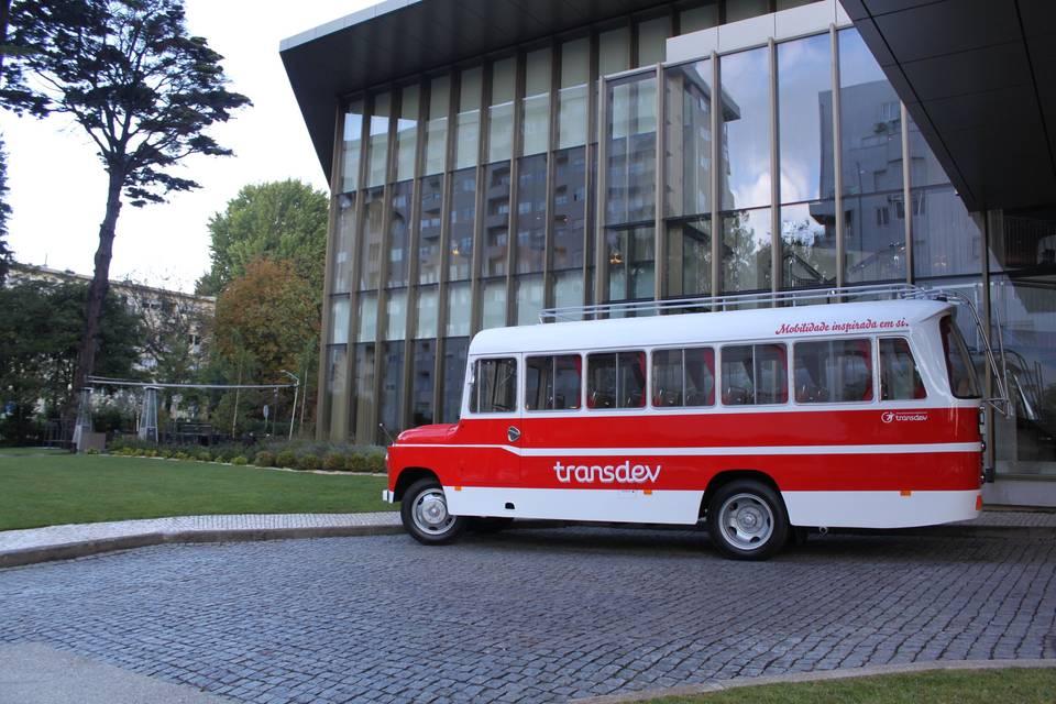 Autocarro clássico