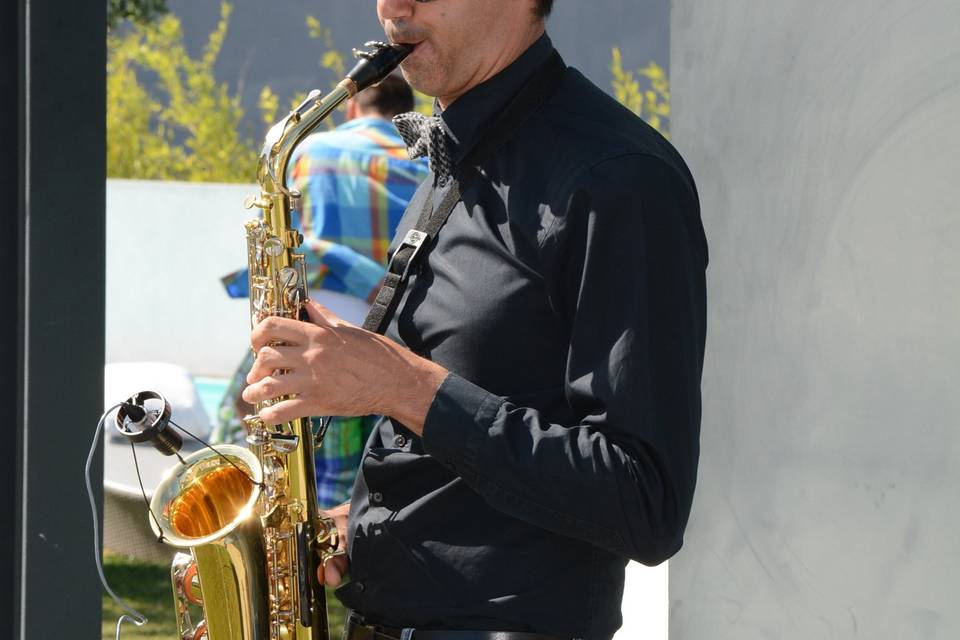 Sax in the Mood