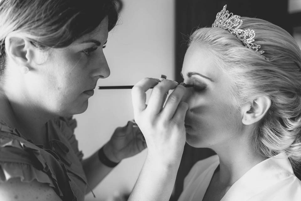 Salto Alto & Makeup