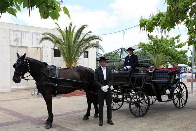 Charrete Quinta de S. Miguel