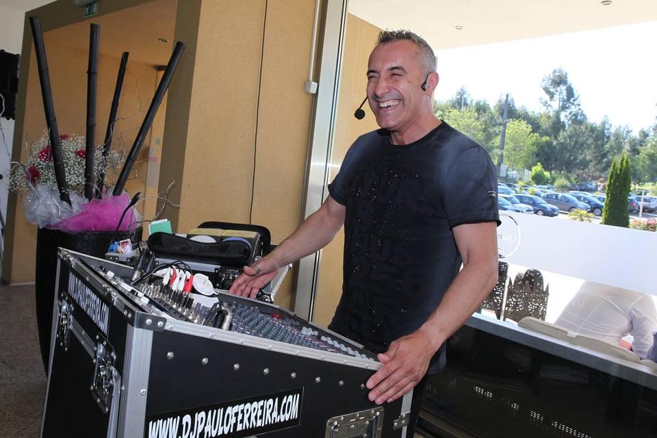 DJ Paulo Ferreira