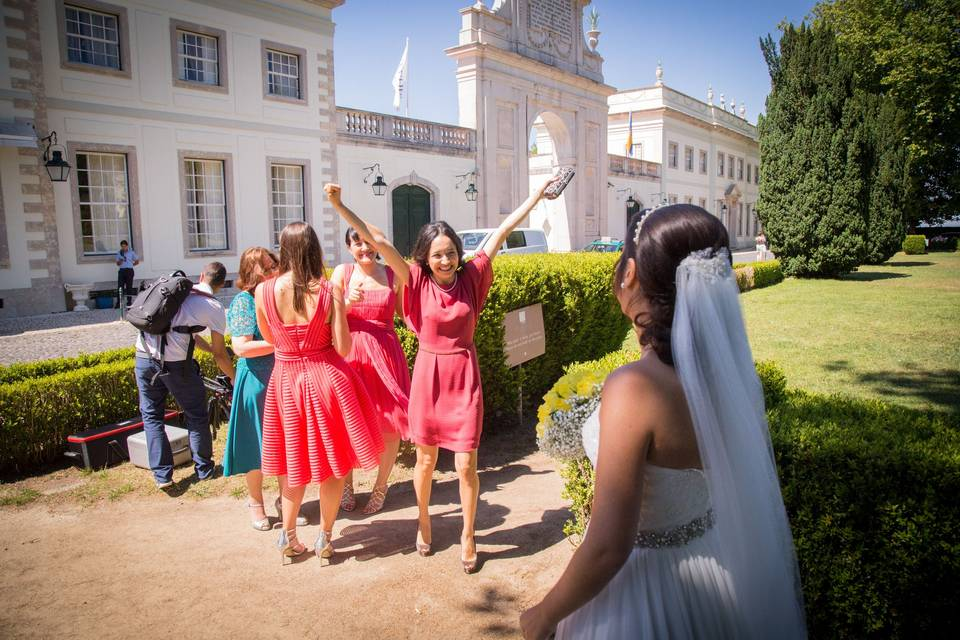 Marriage Proposal in Portugal