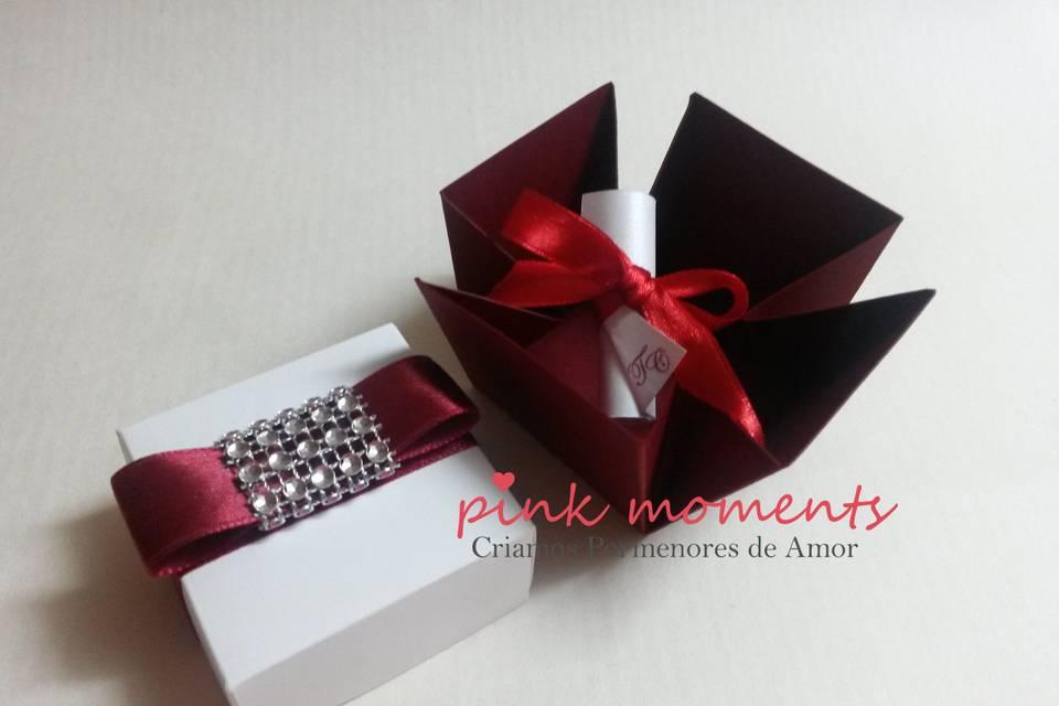 Pink Moments - Elodie Almeida