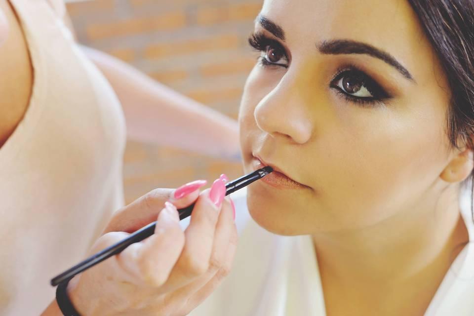 Diana Silva - Maquilhagem