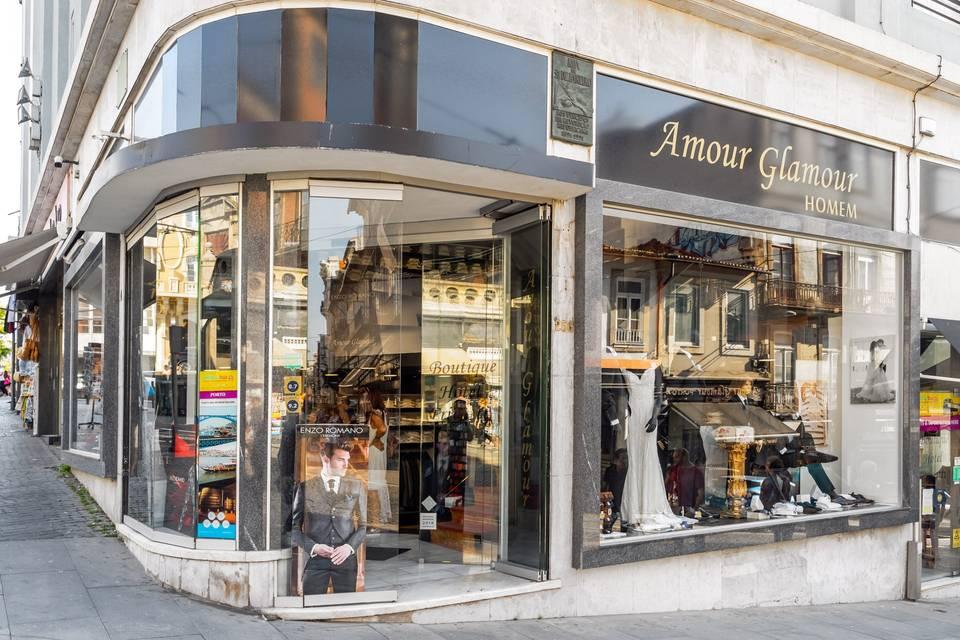 Amour Glamour Porto Homem